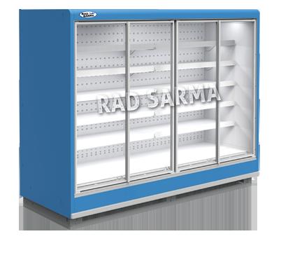 یخچال فروشگاهی دربدار